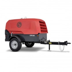 Chicago Pneumatic CPS 185 KD8 T4F CW Protable Compressor, Kubota D1803T (8972426209)