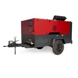 Chicago Pneumatic CPS 650 JD T4F Protable Compressor, John Deere 6068 (8972422731)