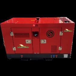 Chicago Pneumatic T 110 KD8 T4F Truck Air Compressor, Kubota D902 (8161000379)