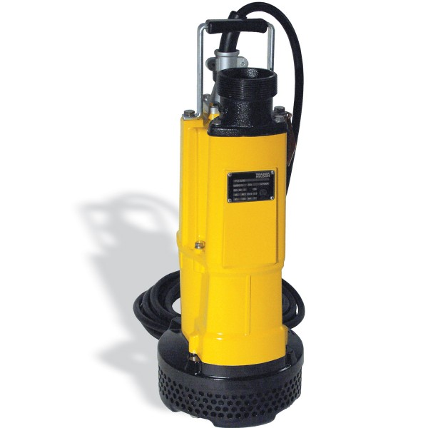 Wacker Ps4 11003hh Sub. Pump - 440v/60hz, 15hp, 19a 0009154