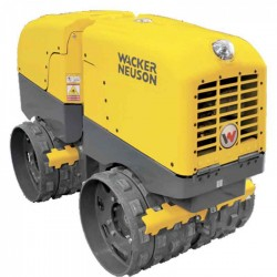 Wacker RTLx-SC3 Vibratory Trench Roller with Flexible Drum Width 5200019250